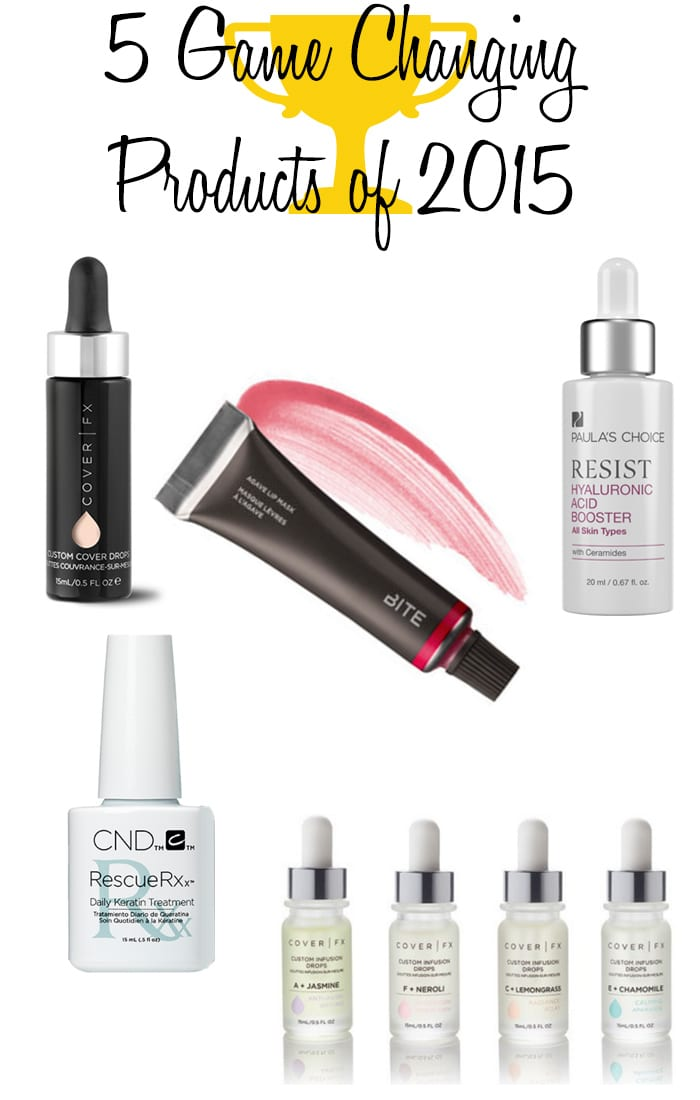 5 Game Changing Products of 2015