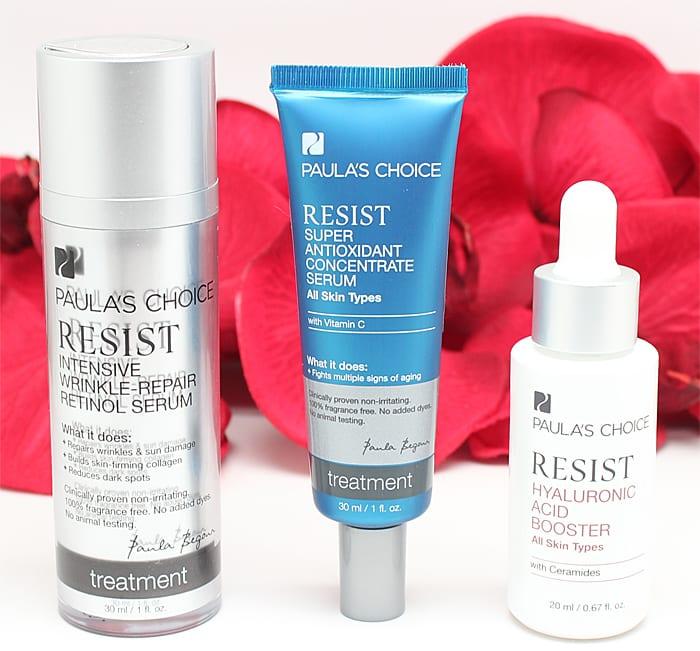 Paula's Choice RESIST Anti-Aging Retinol, Antioxidant Serum and Hyaluronic Acid Booster
