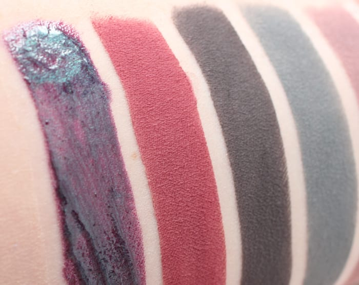 Aromaleigh Swatches