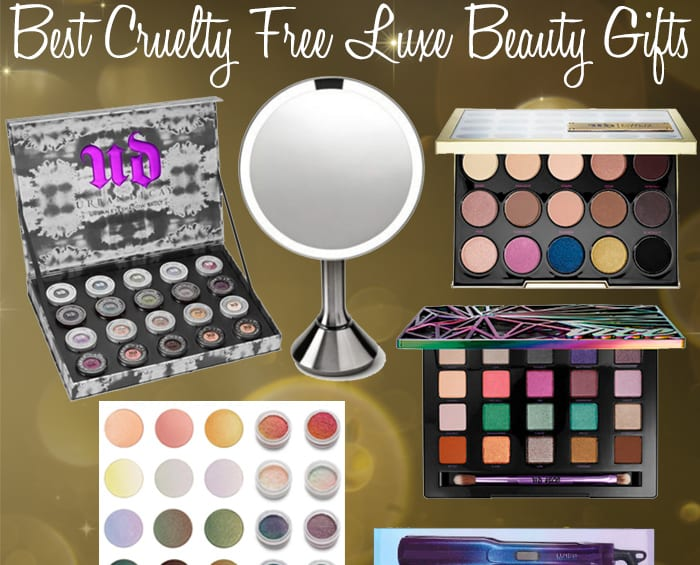 Best Cruelty Free Luxe Beauty Gifts