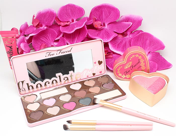Too Faced Chocolate Bon Bons Best Palette