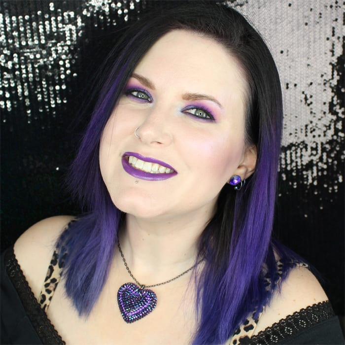 Wearing Bunny Paige Intergalactic Necklace
