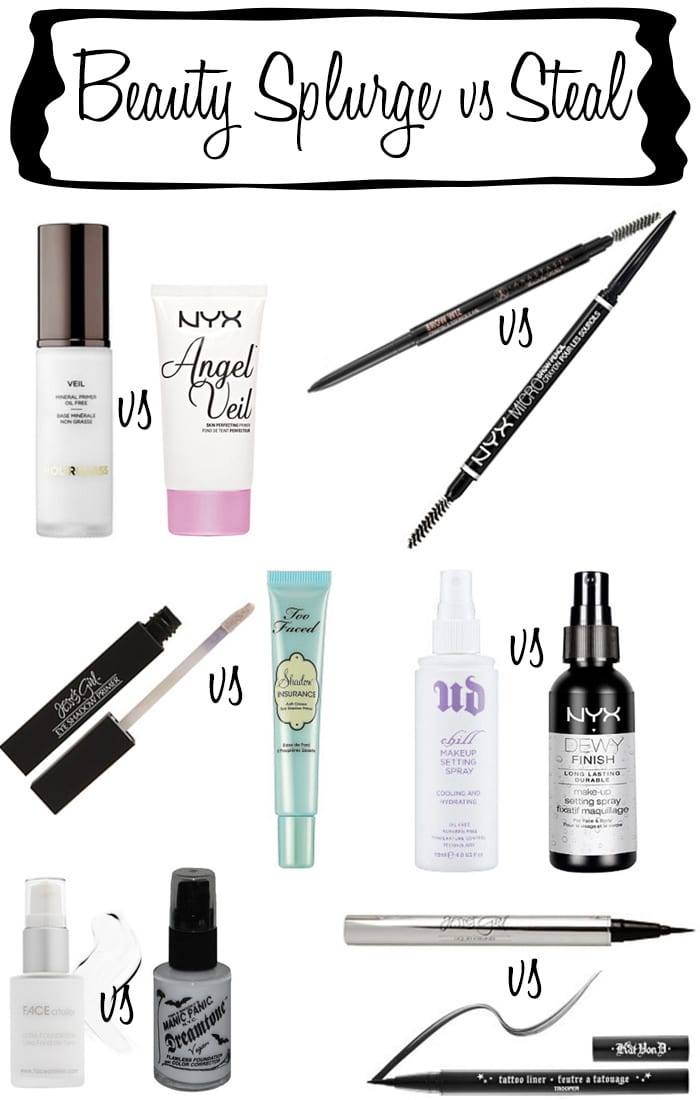 Cruelty Free Beauty Splurge or Steal - Which would you choose?