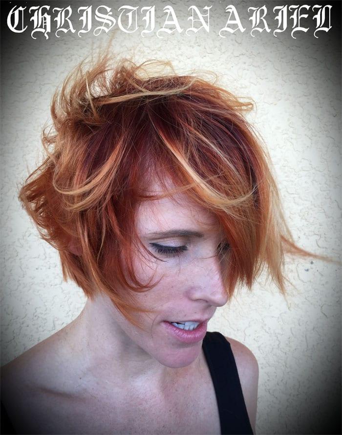 New Gorgeous Pravana Hair from Christian