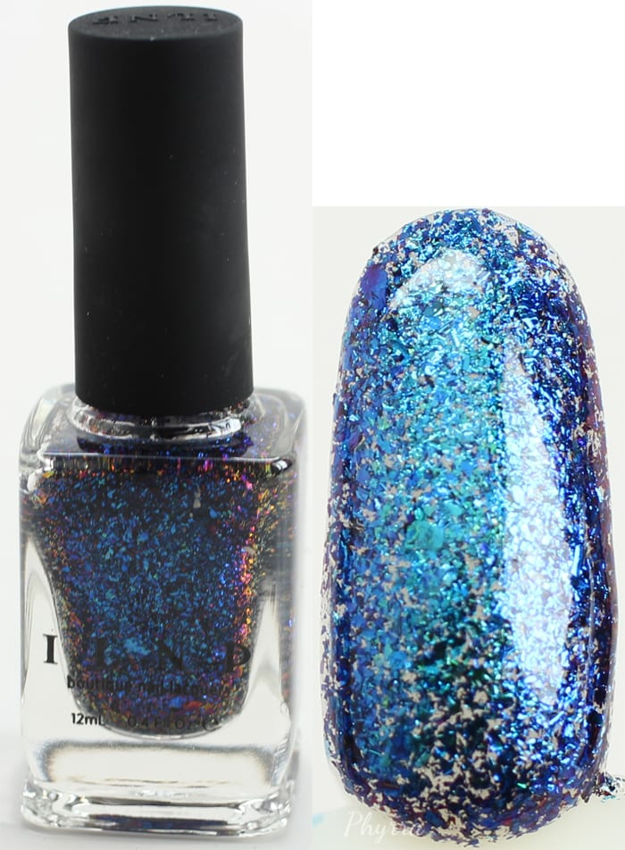 ILNP Ice House swatch