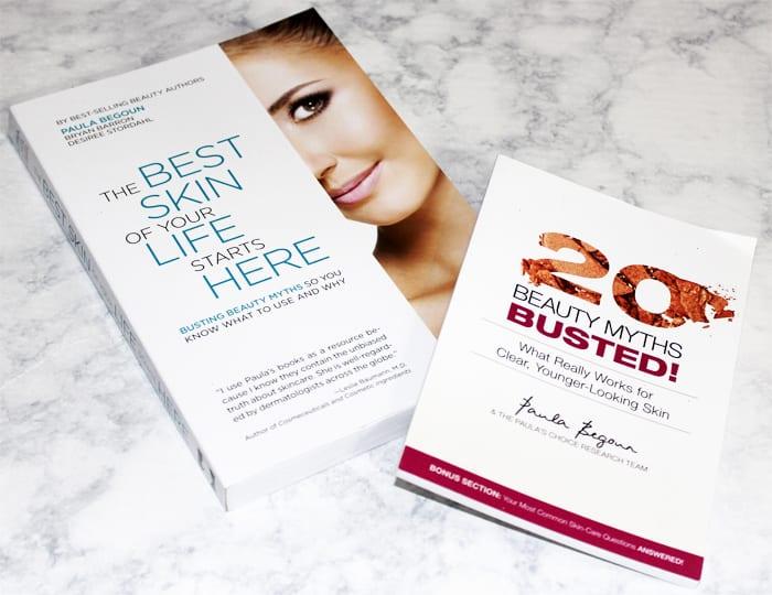 Paula's Choice Books