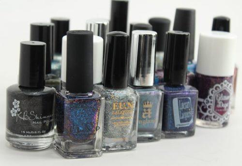 Prettiest Winter Nail Colors