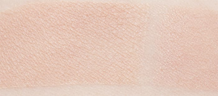 Too Faced Cashew Chew swatch