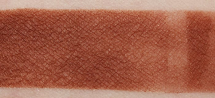 Too Faced Mocha swatch