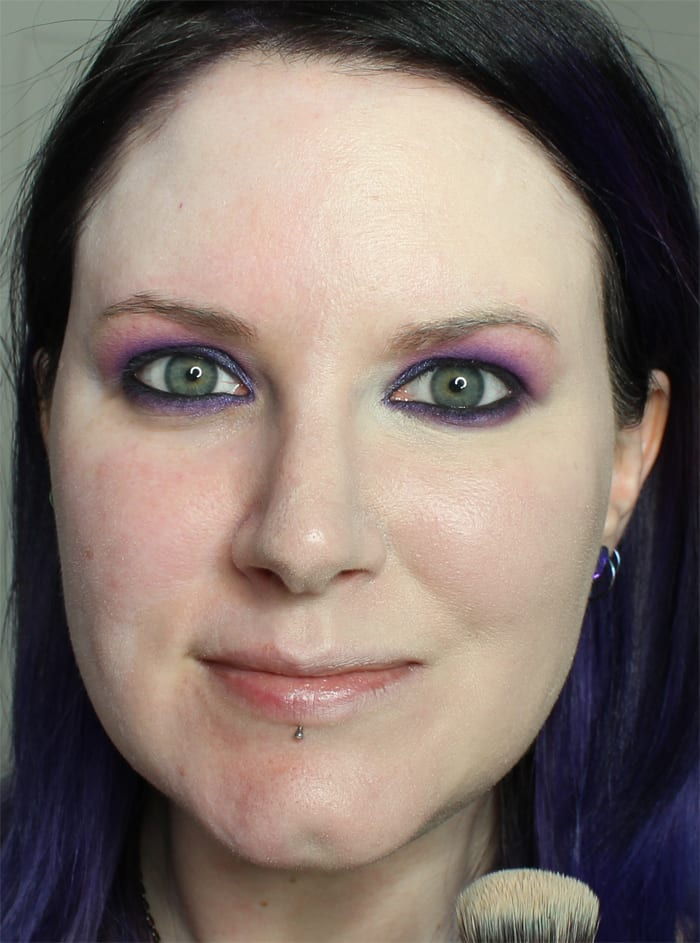Too Faced Born This Way foundation in Snow