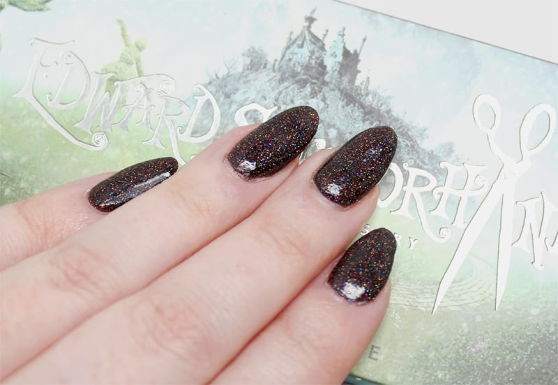 GlitterDaze Bellatrix nail polish