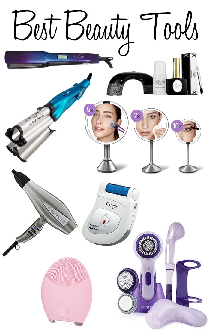 The Best Beauty Tools for 2016
