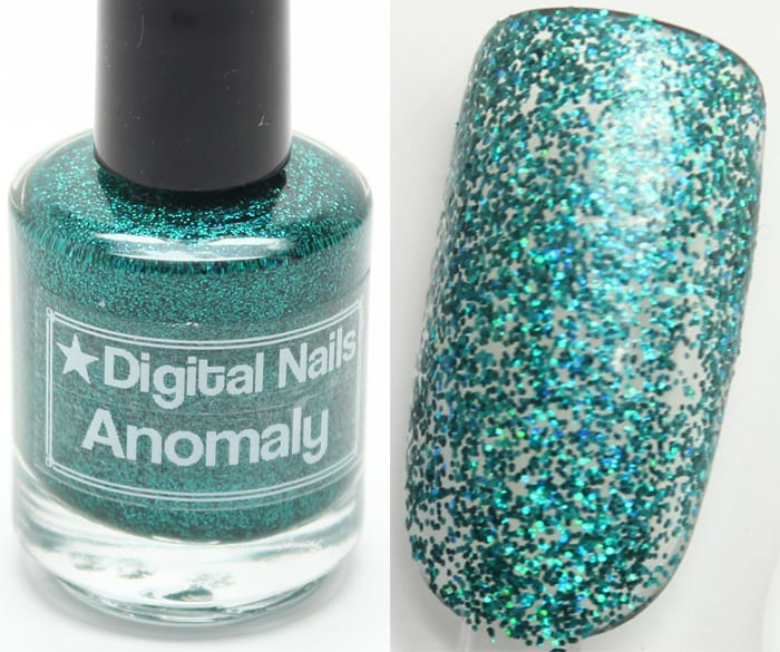 Digital Nails Anomaly swatch