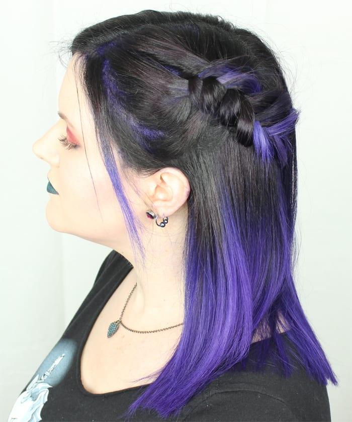 Pravana Neon Vivids Purple Hair