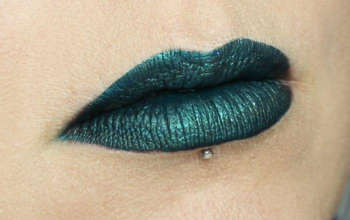 Fyrinnae Sinister Liquid Matte Lipstick