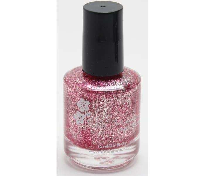 KBShimmer Pink Tourmaline Nail Polish