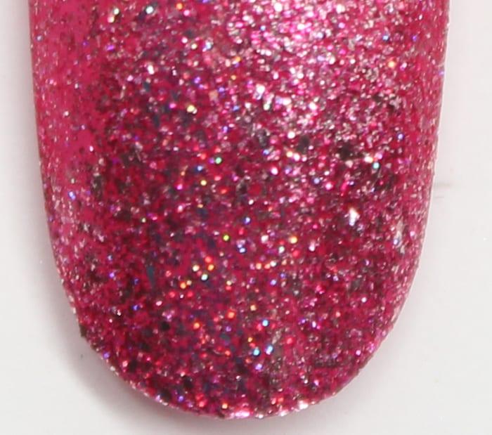 KBShimmer Pink Tourmaline October swatch