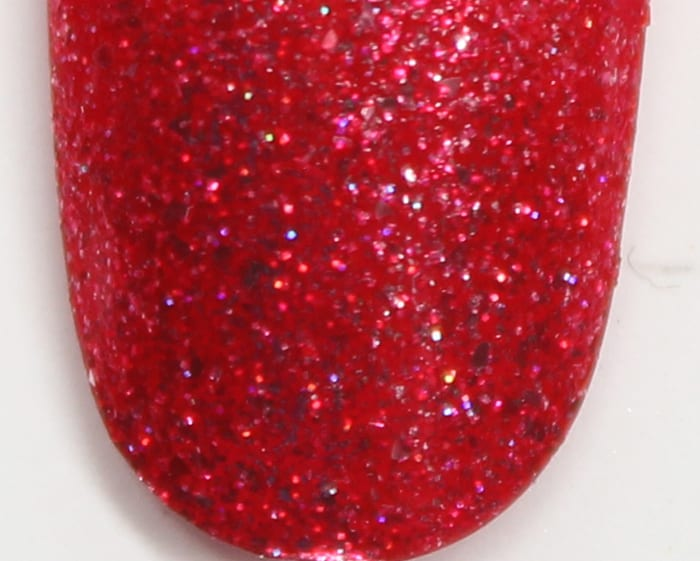 KBShimmer Ruby July swatch