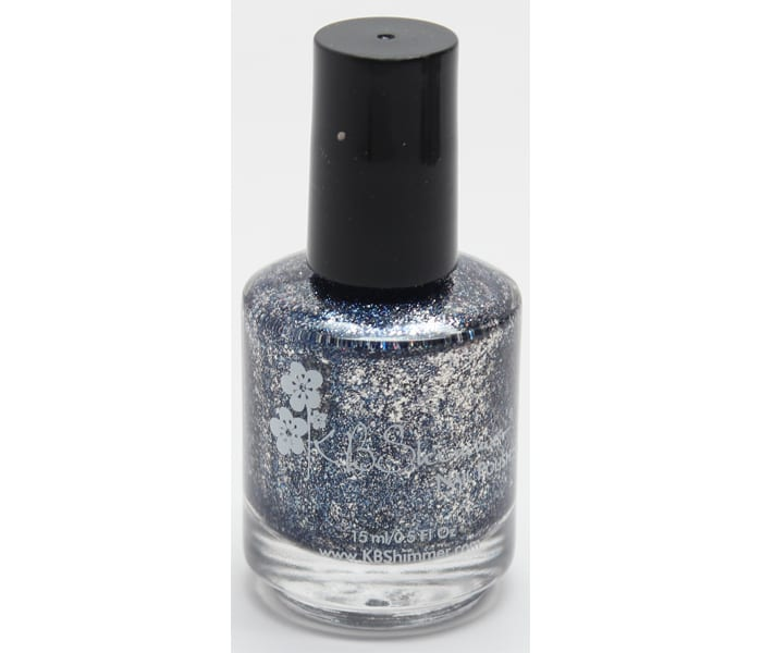 KBShimmer Sapphire Nail Polish