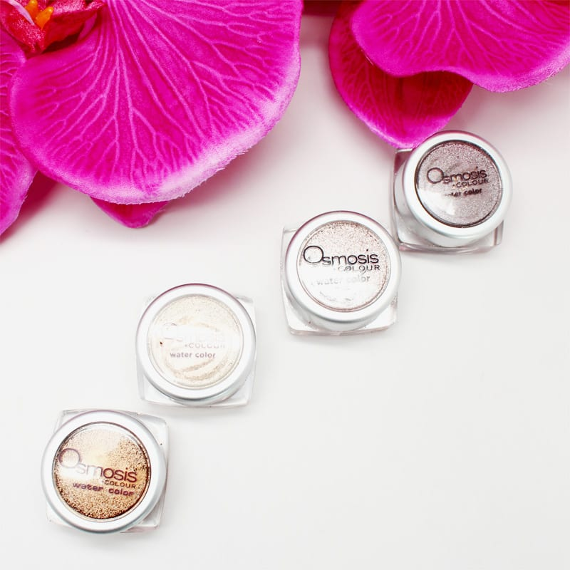 Osmosis Water Color Eyeshadows