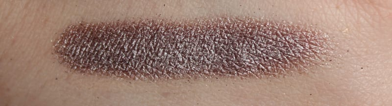 Osmosis Water Color Eyeshadows Pewter swatch