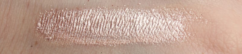 Osmosis Water Color Eyeshadows Pink Champagne swatch
