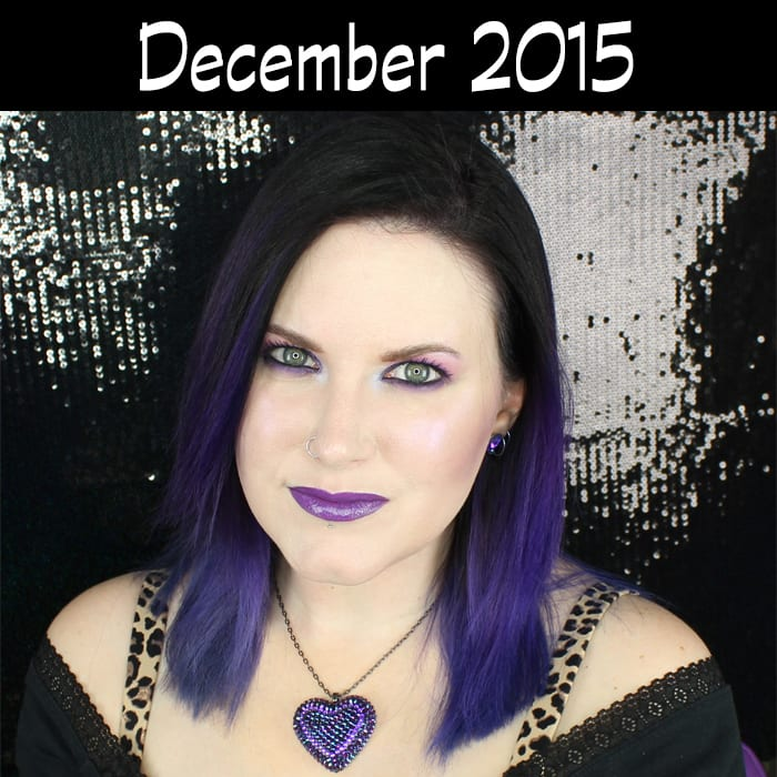 Hair Journey for 2015 - December