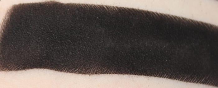 Saucebox Eyeshadow Single Black Widow swatch