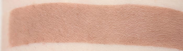 Saucebox Eyeshadow Single Nut Brown swatch