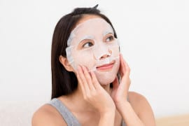 Have you tried sheet masks?