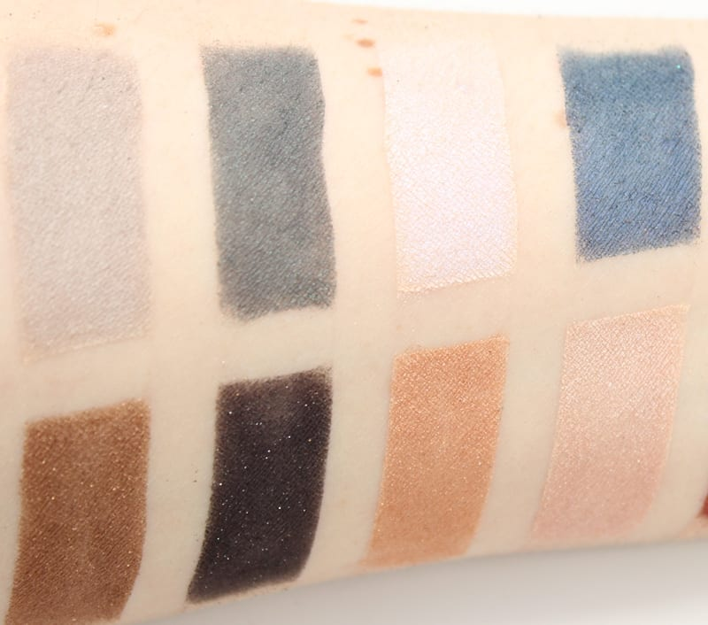 Urban Decay XX Vice Ltd Reloaded swatches and review