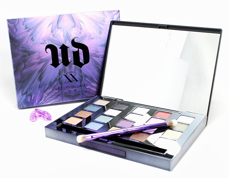 Urban Decay XX Vice Ltd Reloaded Palette Video Swatches Review