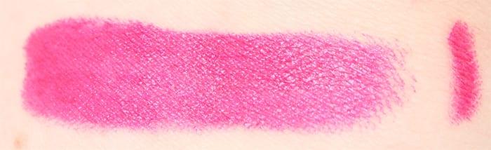 Urban Decay Gwen Stefani Lipstick in Firebird swatch
