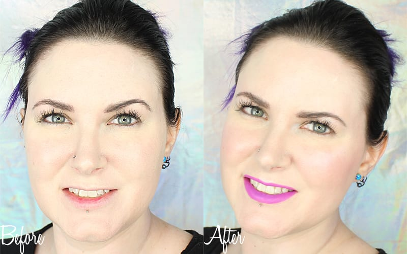 The Pale Girl's Guide to Highlighting Before and After