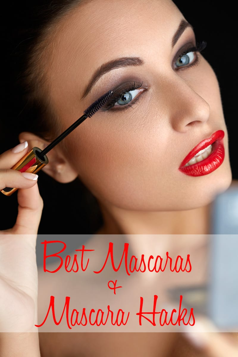 Best Mascaras and Mascara Hacks