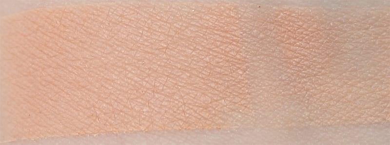 Makeup Geek Beaches and Cream swatch