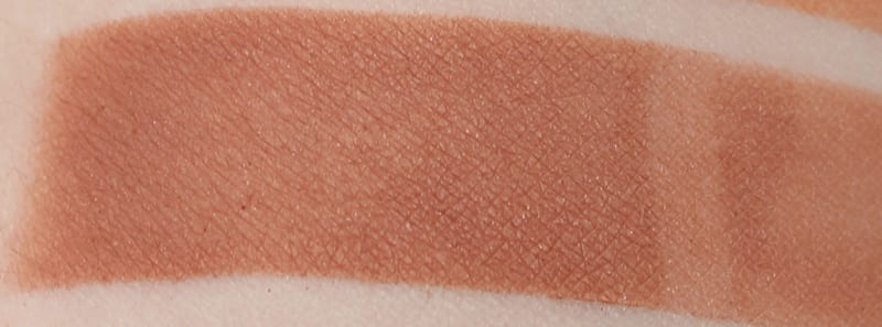 Makeup Geek Frappe swatch