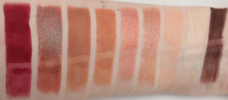 Makeup Geek MannyMUA Palette Swatches, Review, Video, Look