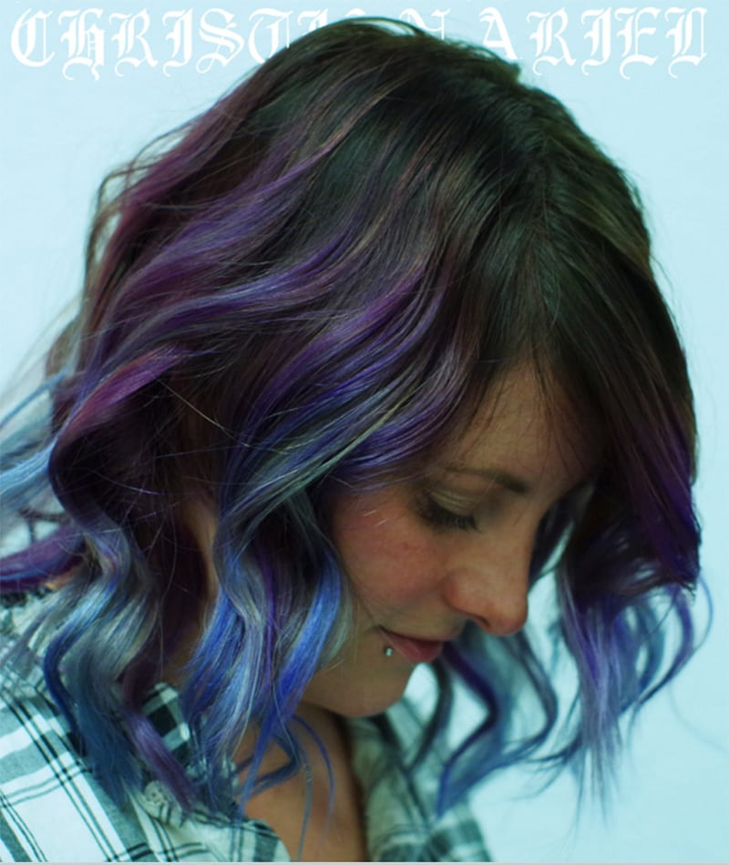 Pravana Interstellar Galaxy Purple Hair