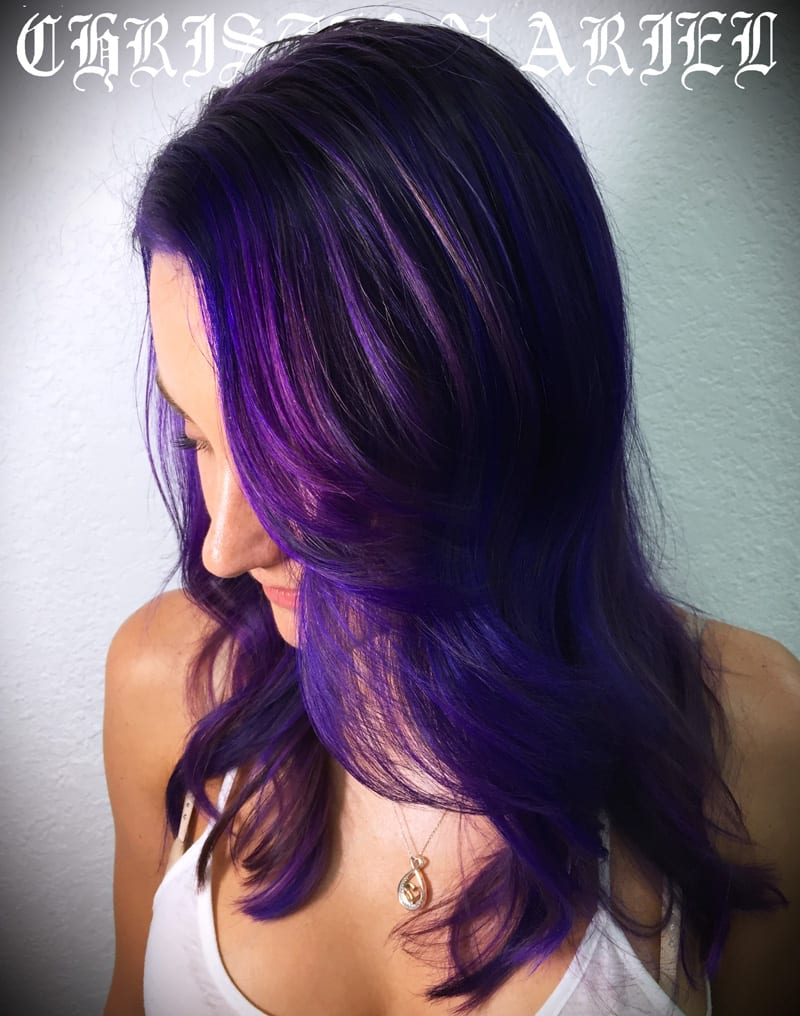 Pravana Glow Purple Hair