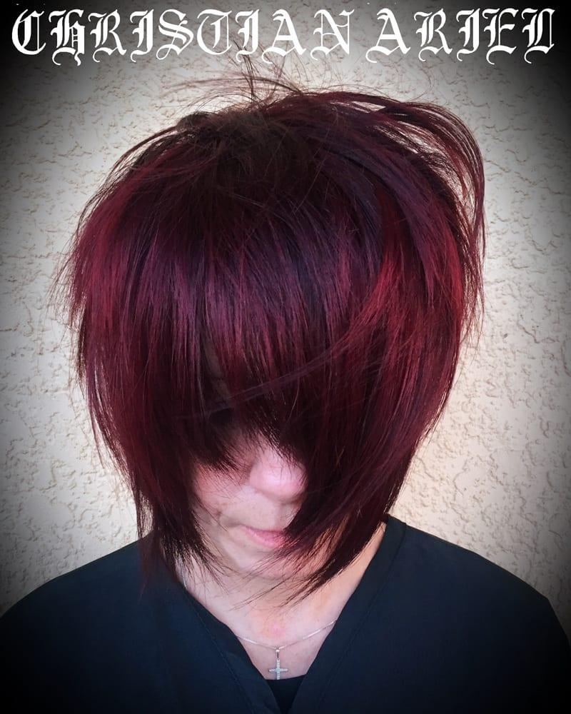 Pravana Violet Red Sorcerer's Stone Hair
