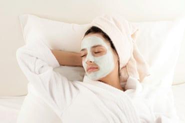 Do you use a sleeping mask?