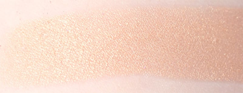 Too Faced Bananas swatch