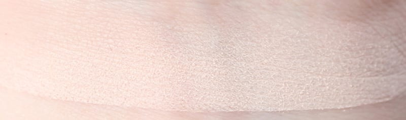 Too Faced Extra Creamy swatch