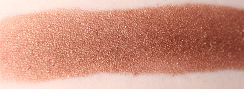 Too Faced Peanut Butter Cup swatch