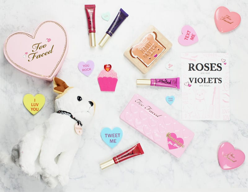 Too Faced Valentine's Day