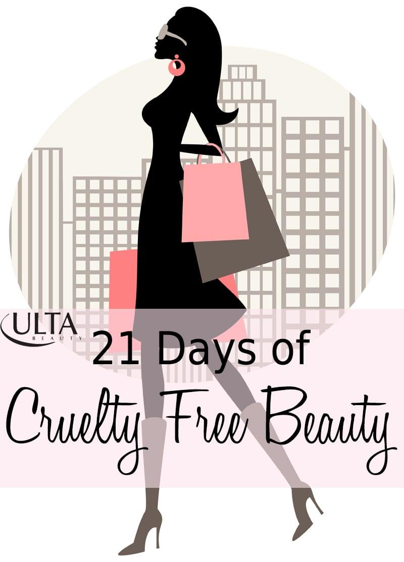 21 Days of Cruelty Free Beauty at Ulta Beauty