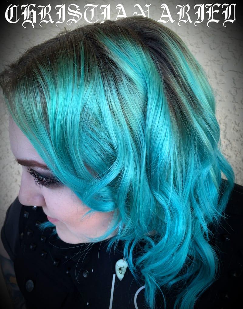 Aqua Blue Pravana