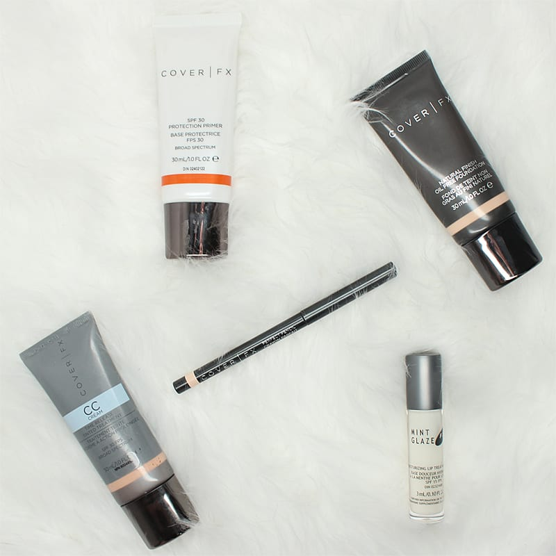 Cruelty-Free Makeup Tutorial | Cover FX Primer, Foundation, CC Cream, Perfect Pencil and Lip Primer