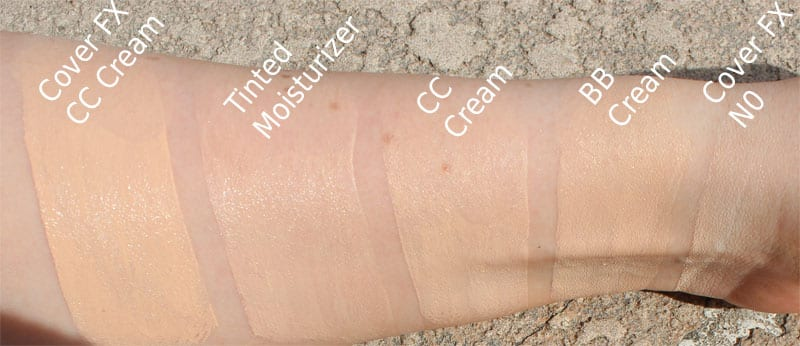How to Make Your Own Tinted Moisturizer, DIY BB Cream and CC Cream